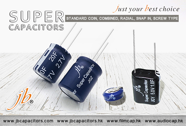 jb Supercapactors Replace Rechargeable Batteries in Transportation, Industry, New Energy Batteries