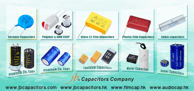 jb Capacitors Produce Various of Capacitors