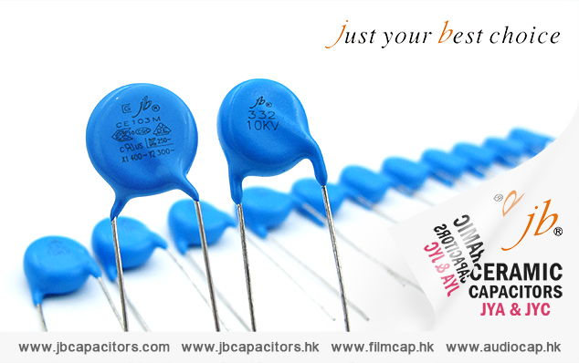 jb Capacitors ISO Manufacturer Ceramic Capacitors