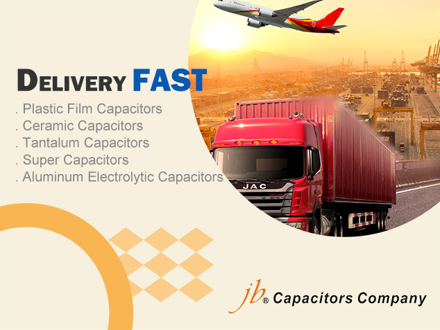 jb Capacitors Company Delivery time notice, Check your stock before holiday