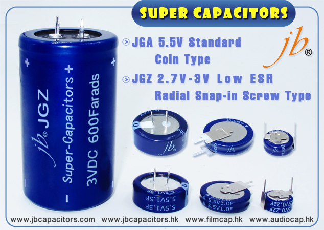 jb Introduce Super Capacitors to You